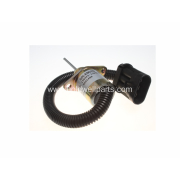Excavator Fuel Shut off Solenoid 6691498 for Bobcat